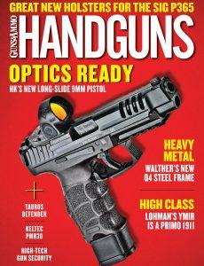 Handguns – December 2019-January 2020