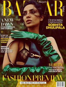 Harper's Bazaar India – September 2020