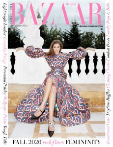 Harper's Bazaar Singapore – October 2020