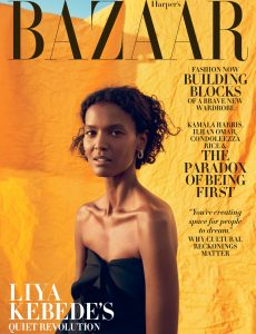 Harper's Bazaar USA – November 2020