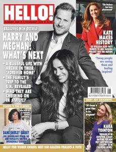 Hello! Magazine UK – 02 November 2020