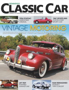 Hemmings Classic Car – December 2020