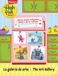 Highlights High Five Bilingue – November 2020
