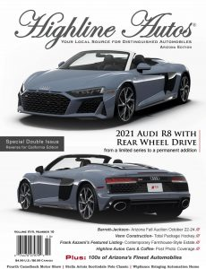 Highline Autos – Volume XVII, Number 10 2020