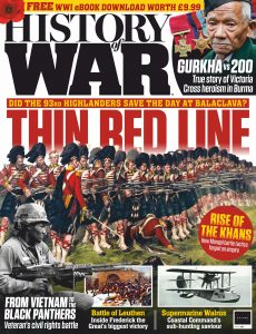 History of War – Issue 87, 2020