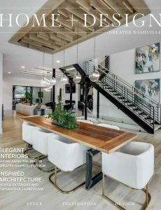 Home + Design Greater Nashville – Fall 2020