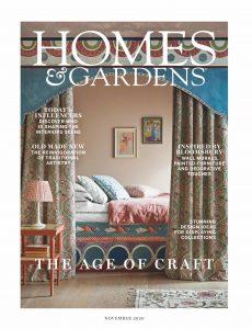 Homes & Gardens UK – November 2020