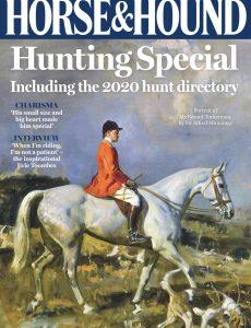 Horse & Hound – 22 October 2020