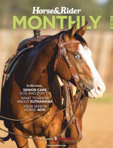 Horse & Rider USA – October 2020
