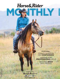 Horse & Rider USA – September 2020