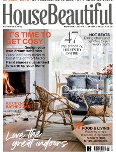House Beautiful UK – November 2020
