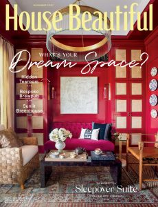 House Beautiful USA – November 2020