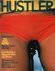 Hustler USA – April 1977