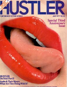 Hustler USA – July 1977