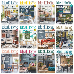 Ideal Home UK – Full Year 2020 Issues Collection