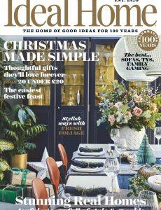Ideal Home UK – December 2020