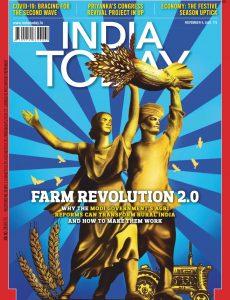 India Today – November 09, 2020
