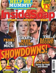 Inside Soap UK – 10 October 2020