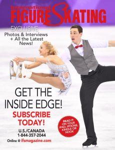 International Figure Skating – December-January 2020