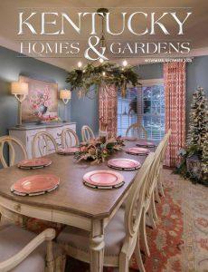 Kentucky Homes & Gardens – November-December 2020