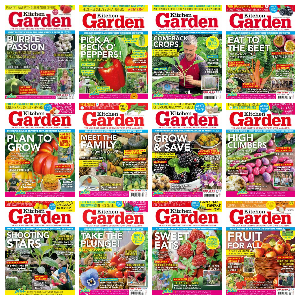 Kitchen Garden – Full Year 2020 Issues Collection