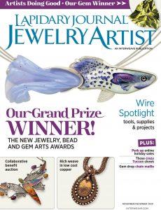 Lapidary Journal Jewelry Artist – November 2020