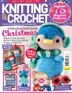 Let's Get Crafting Knitting & Crochet – September 2020