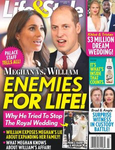 Life & Style Weekly – October 26, 2020