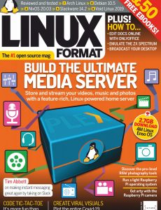 Linux Format UK – Issue 269, November 2020