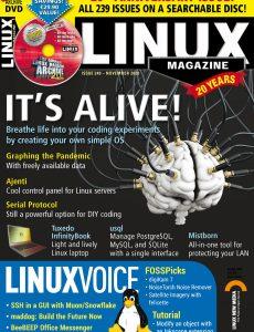 Linux Magazine USA – Issue 240 – November 2020