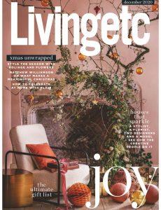 Living Etc UK – December 2020