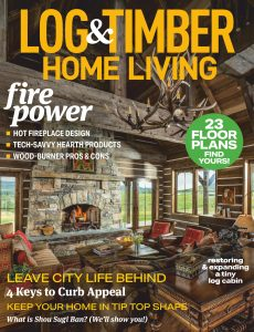 Log Home Living – October 2020