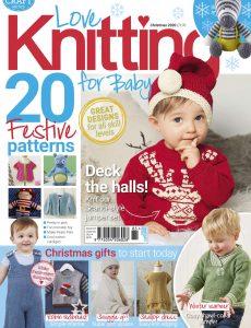 Love Knitting for Baby – Chrismas 2020