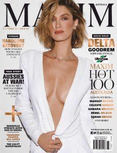 Maxim Australia – November 2020