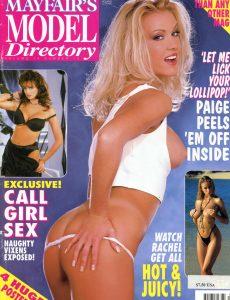 Model Directory Vol14 No12 1996