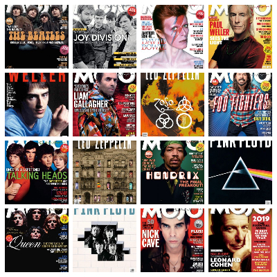 Mojo – Full Year 2020 Issues Collection