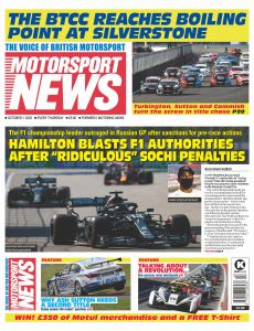 Motorsport News – October 01, 2020
