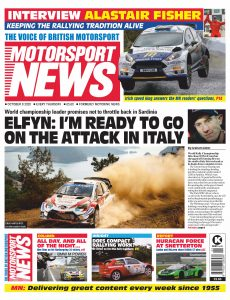 Motorsport News – October 08, 2020