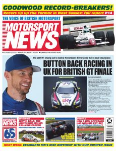 Motorsport News – October 22, 2020