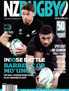 NZ Rugby World – October-November 2020