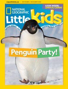 National Geographic Little Kids – November-December 2020