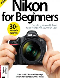 Nikon for Beginners – Third Edition 2020
