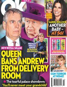 OK! Magazine USA – October 19, 2020