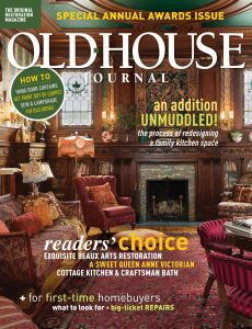 Old House Journal – December 2020