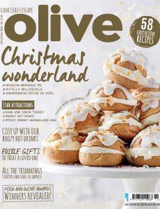 Olive – Christmas 2020