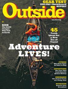Outside USA – November 2020