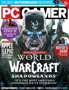 PC Gamer USA – December 2020