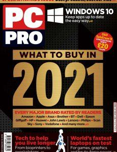 PC Pro – December 2020