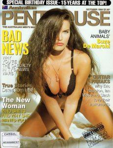 Penthouse Australia – October 1994