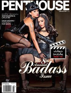 Penthouse USA – July August 2014